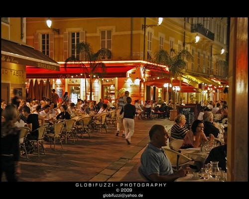 Nizza - Cours Saleya por GLOBI ۞ FUZZI.
