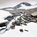 Glacier flow at Akka by Rob Orthen