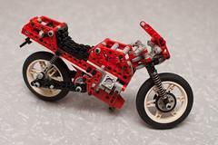 Lego Circuit Shock Racer (8422)