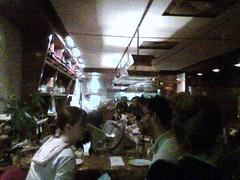 Nook Restaurant, Vancouver
