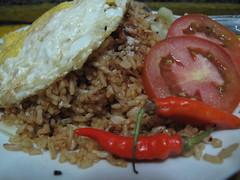 Nasi Goreng, Yogyakarta, Java