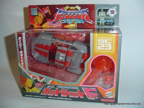 Hot Shot Fire Superlink Combat-ClassTransformers 001