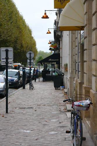 Bordeaux Street Corner