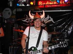 Guitarist at Adobe Gila's