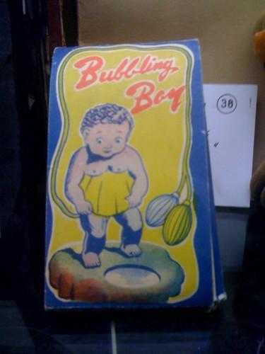 bubblingboy