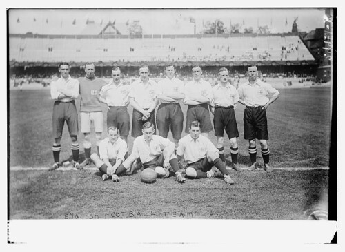English soccer team (LOC)