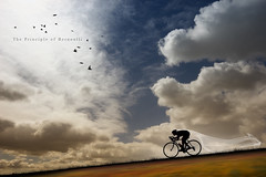 The Principle of Bernoulli (Lee Sie) Tags: road sky bike bicycle clouds trek cycling cyclist sandiego wind hill descent downhill biking bicyclist velo aero streamline tuck shimano aerodynamic biketoworkday adventure09
