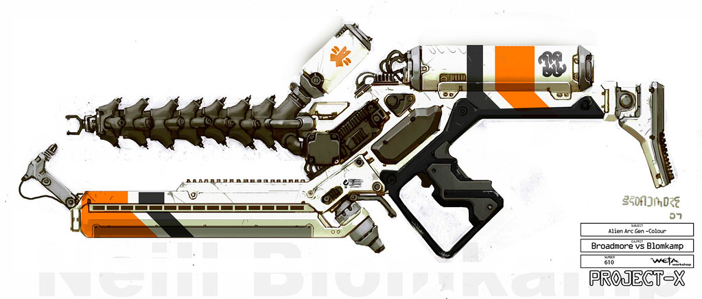 Sector 9 Alien Generator