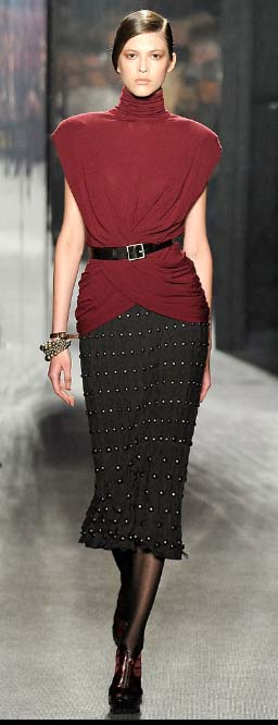 Donna Karan skirt 1 Fall 2009 copy