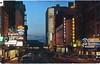 Downtown Spokane WA postcard (SportSuburban) Tags: postcard 1950s bonmarche downtownspokane newberrys