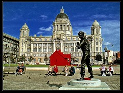 2004  ABBA (DEREK HYAMSON . OVER 5 AND A HALF MILLION) Tags: liverpool waterfront minolta abba mersey pierhead