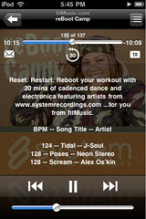 fitmusic.com Podcast Screenshot