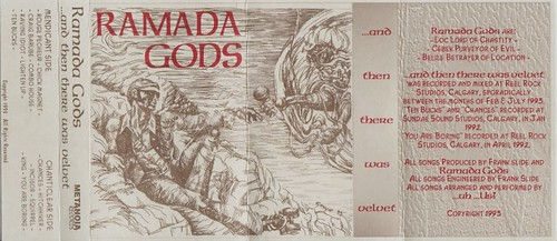 Ramada Gods - ...and then there was velvet