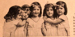 Hand creme ad with cute kids 1937 (DALAIWMN) Tags: pictures vintageads