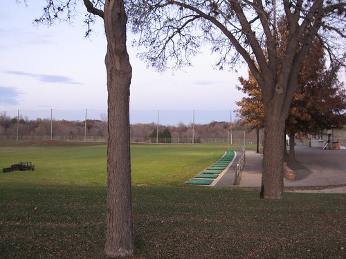 Columbia Golf Course Driving Range