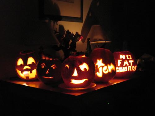 Pumpkins 2009 Again