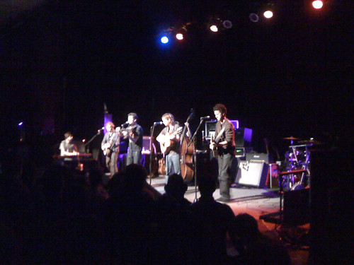 Old Crow Medicine Show (11/11/09)