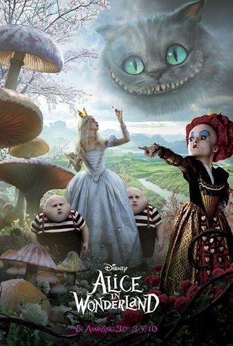 alice in wonderland movieposter