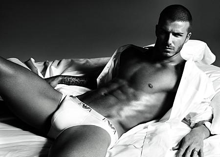 David Beckham: Does Size Matter?