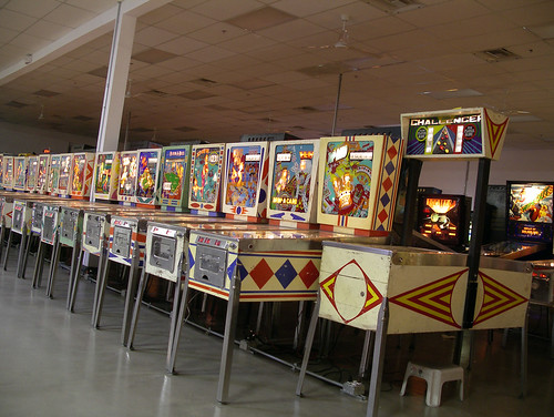 pinball machine heaven