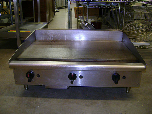 Used Star Griddle Restaurant Equipment For Sale