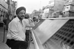India #10: B&W in India? (zane&inzane) Tags: bw india blackwhite kodak delhi trix fm3a olddelhi 28f14