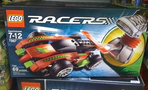LEGO 2010 Sets Spotted at Toys R Us - Racers 7967 Fast