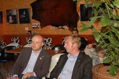 2 juni 2009 EP campagnedag, foto's Emile van Aelst (1) (D66 Leiden) Tags: leiden verkiezingen d66 europese