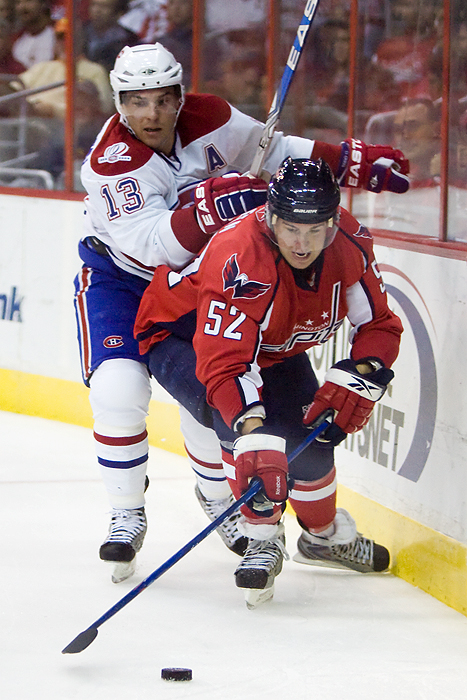 Washington Capitals Montreal Canadiens