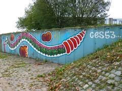Lastplak - Oldies But Goodies (oerendhard1) Tags: street urban streetart art wall painting graffiti rotterdam character spraypaint lastplak artinpublicplaces rotterdamzuid lstplk