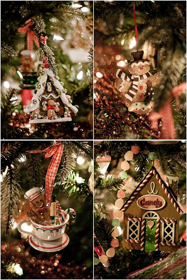 Christmas Tree Details - The Grove Park Inn