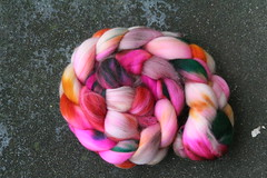 Sweet November- Superwash Merino Top