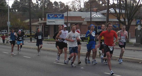 Marathon four