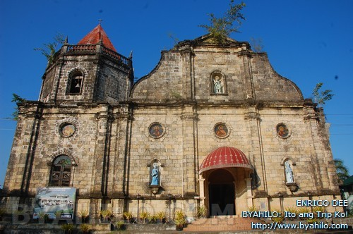 dingle iloilo church