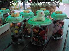frasco 13 copy (Bertha Elina Marcano) Tags: en navidad pasta masa francesa flexible fria porcelana porcelanicron felxible