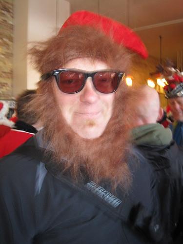 Teen Wolf Santa!