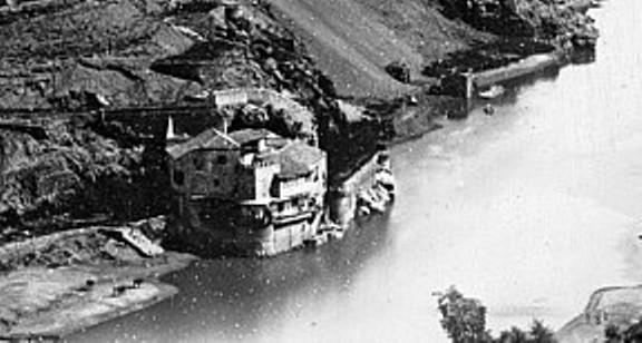 Casa del diamantista hacia 1870