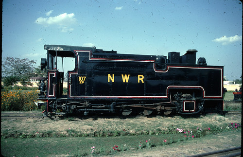 North Western Railway ZF-107