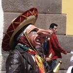 Cusco: Danzas costumbristas en su paso por las calles del Cusco