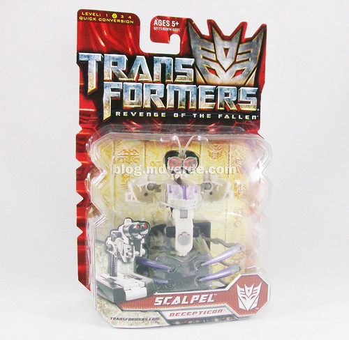 Transformers Scalpel RotF Scout - caja