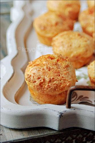 Gramma's Cheese Muffins