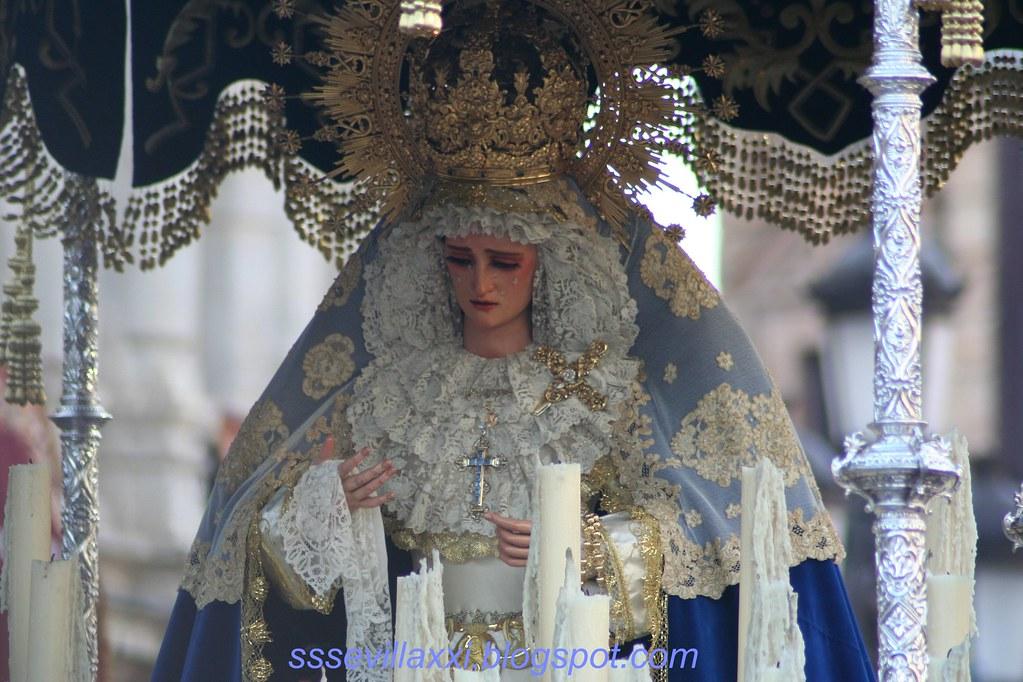Nuestra Señora de las Lágrimas. Jueves Santo 2009