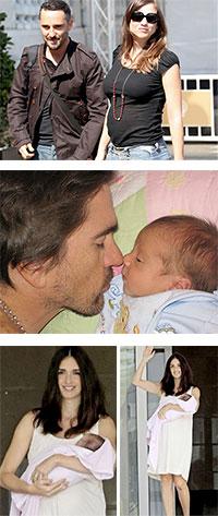 Papás famosos 2009