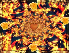 """Heart in gold ("""""""" Irene """""""") Tags: winter sunset red sky sun inspiration abstract cold art love nature beauty clouds hearts fire golden amber fireplace skies glow colours different artistic patterns flames prayer warmth sunsets peat designs coal heavens heating turf mothernature allrightsreserved embers ablaze mybackgarden goldenglow theskyatnight delightfull hdrish sunsetinireland oneofmyfirstattemptstolearnsomethingcompletlynewtome chocolateheavens thehearthoftheirishhome theinspirationgroup irenecartonsphotography"""