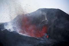 Volcano in Iceland 2010 (madebydori) Tags: mountains fire volcano lava iceland glacier eruption eldfjall fimmvruhls eyjafjallajkull