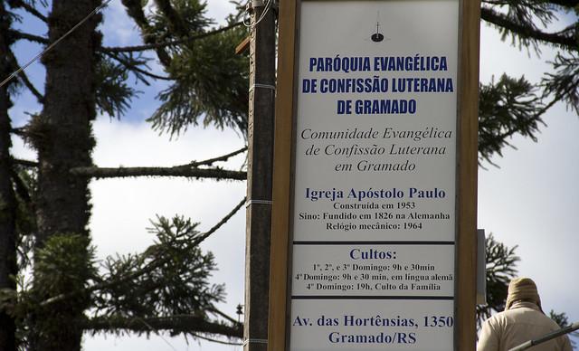 Paróquia Evangélica de Confissão Luterana de Gramado