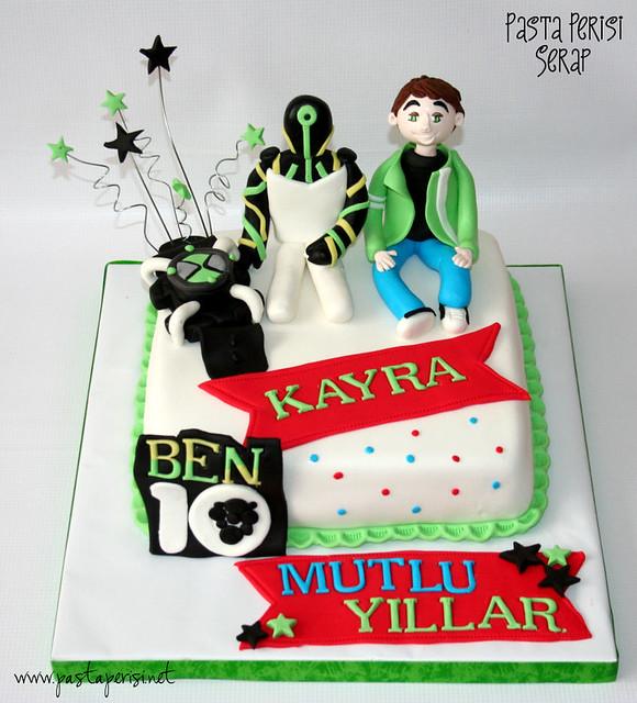 Ben 10 cake- Kayra