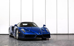 Long time, no see. (Alex Penfold) Tags: ferrari enzo tdf blue tour de france supercars supercar super car cars autos alex penfold 2017 classic show