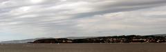 Vista desde Bastiagueiro (Darkmelion) Tags: sea sky españa cloud water landscape spain agua coruña paisaje galicia cielo panoramica nubes paseomaritimo d90 burgo bastiagueiro espaa corua
