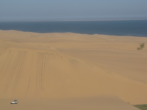These dunes are just so big...